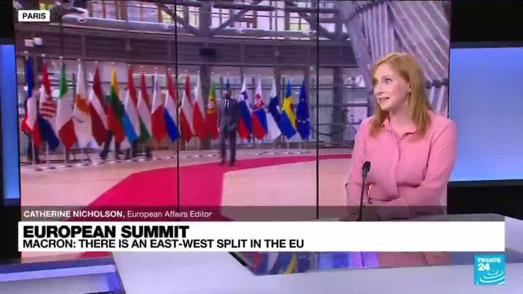 2021-06-25 14:02 EU leaders meet for second day of talks focused on Russia, Covid, migration, LGBT rights
