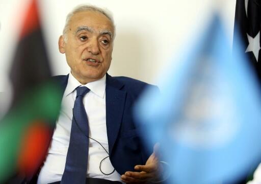 L'émissaire de l'ONU en Libye, Ghassan Salamé, dans une interview à l'AFP le 29 septembre 2018, juge difficile de tenir des élections en Libye le 10 décembre comme prévu par le calendrier adopté à Paris
