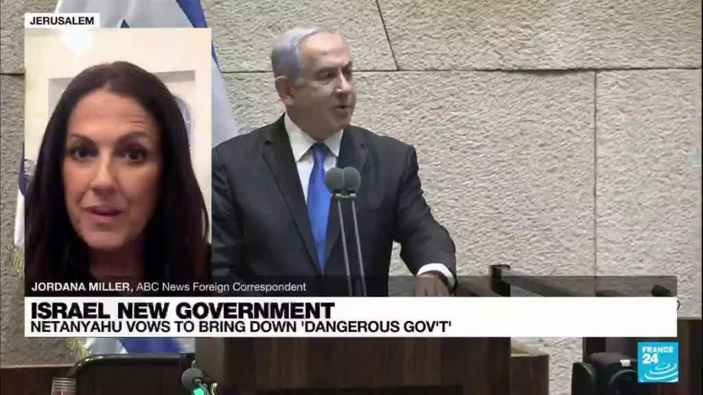 2021-06-14 09:09 Israel's Netanyahu ousted as 'change' coalition forms new government