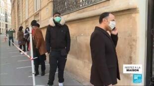 2020-04-02 14:06 Coronavirus en France : Ces centres qui pratiquent des dépistages gratuits et sans ordonnances