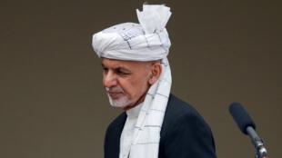 Ashraf Ghani Afghanistan