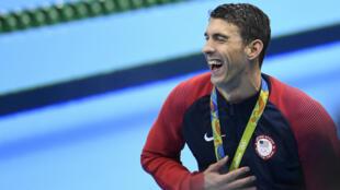 Michael Phelps a croqué à Rio dans ses 20e et 21e médailles d'or.