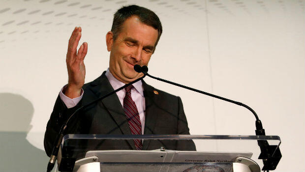 """El gobernador de Virginia, Ralph Northam, dijo que la elección de Amazon fue un """"gran triunfo"""" para el estado."""
