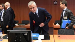 Le ministre français de l'Economie, Bruno Le Maire, s'était dit confiant sur les chances de la Grèce de parvenir à un accord sur de nouveaux prêts de ses créanciers européens.
