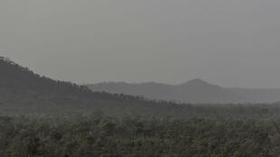 محمية بنجاري في شمال بنين تحاذي شرق بوركينا فاسو.
