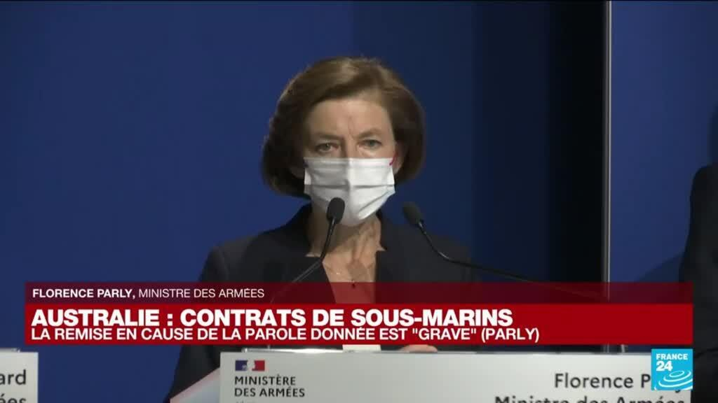 2021-09-16 11:24 REPLAY - Conférence de presse sur la mort du chef du groupe Etat islamique au Grand Sahara, tué par les forces françaises
