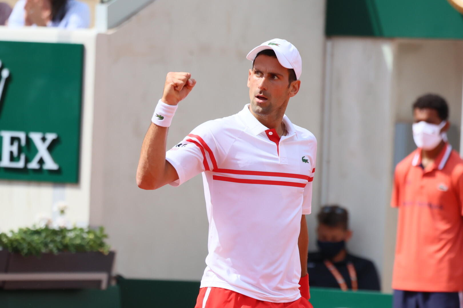 Roland-Garros tennis novak djokovic