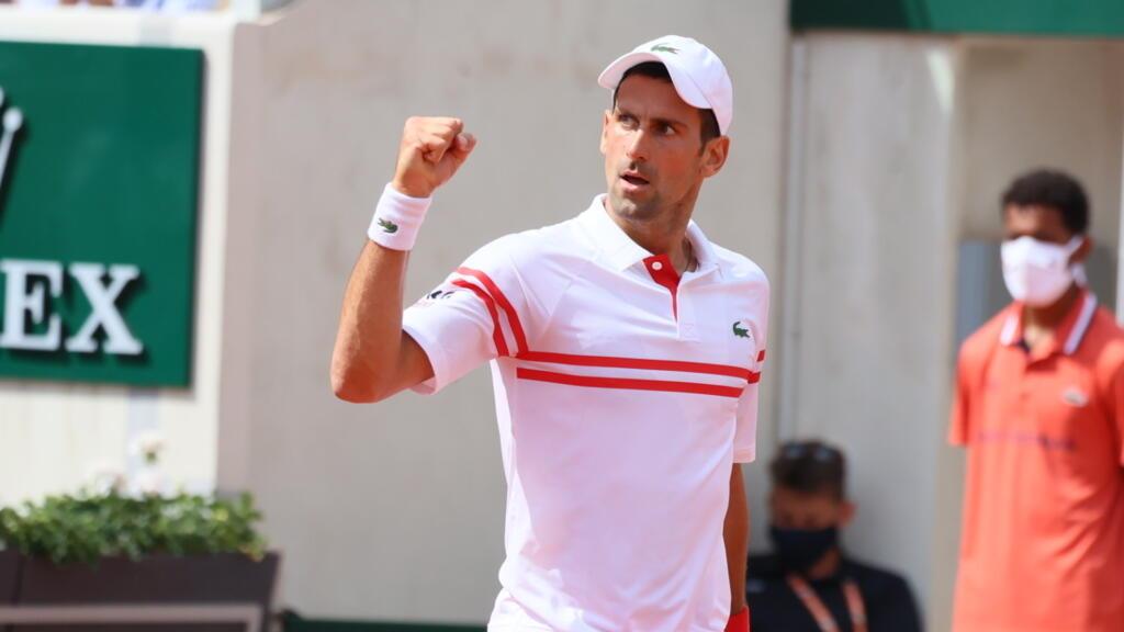 Roland-Garros: Novak Djokovic impérial, les Françaises éliminées