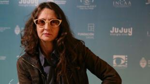 Lucrecia Martel, directora y guionista argentina del filme 'Zama'.