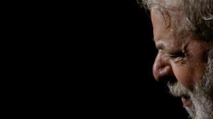 El expresidente brasileño Luiz Inácio Lula da Silva durante una manifestación que se llevó a cabo el 2 de abril de 2018 en Brasil.