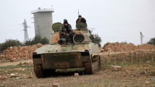 Les troupes syriennes et leurs alliés enchaînent les succès militaires dans la  région d'Alep.