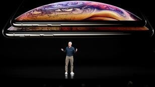 """New iPhones unveiled Wednesday will include an updated operating system that helps users and parents keep track of their smartphone use, amid concerns over """"addiction"""""""
