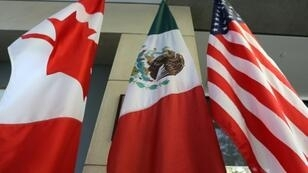As of 2018, 56 percent of Americans have a positive view of trade deals -- like the 1994 North American Free Trade Agreement between the US, Canada and Mexico