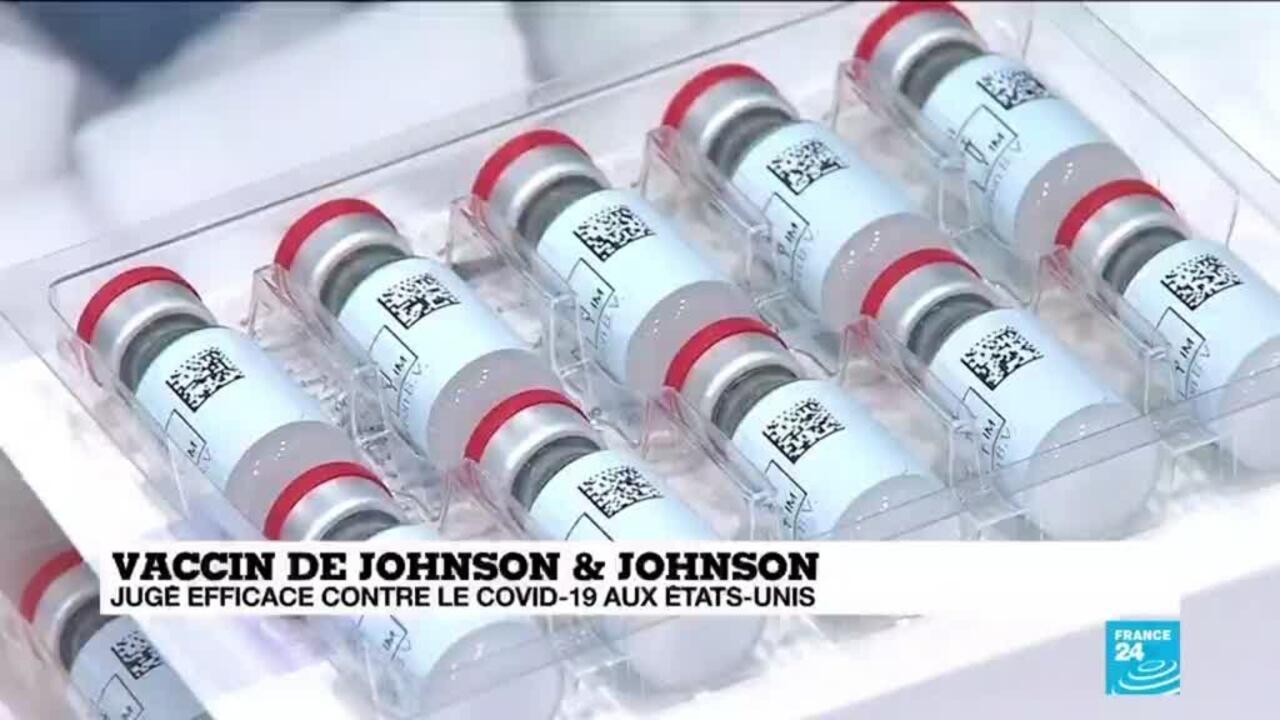 Covid-19 : le vaccin de Johnson & Johnson en passe d'être autorisé aux États-Unis