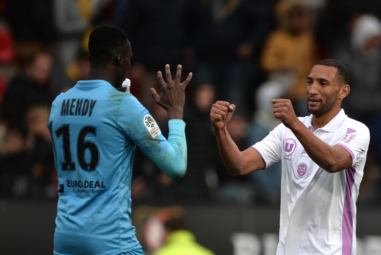 اللاعب المغربي يونس عبد الحميد