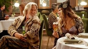 """""""Sex and the City"""" star Sarah Jessica Parker appears in a Super Bowl ad for Stella Artois with Jeff Bridges reprising his """"Big Lebowski"""" role"""