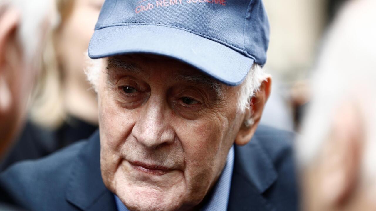 Le cascadeur Rémy Julienne est mort des suites du Covid-19 à l'âge de 90 ans