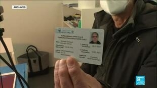 """Covid-19 in France: a """"health pass"""" or a """"vaccine passport""""?"""