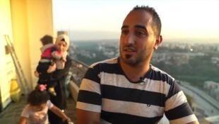 Mohammed est vendeur ambulant à Tripoli