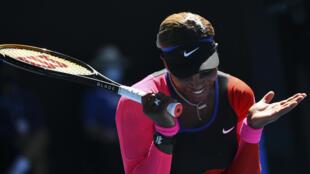Serena Williams's last Grand Slam title win was in Melbourne in 2017