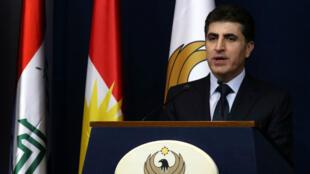 رئيس وزراء حكومة إقليم كردستان العراق