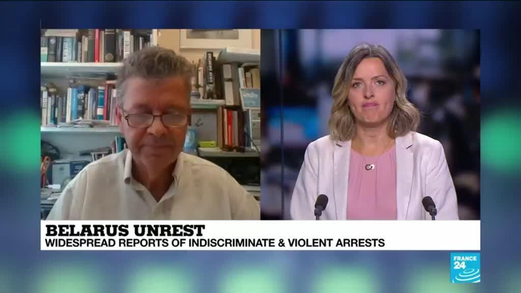 2020-09-18 12:08 Belarus unrest: UN Human Rights Council debates violence & arrests