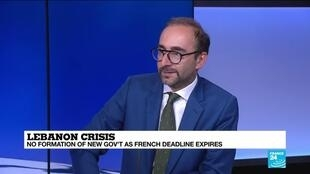 2020-09-16 12:09 Lebanon crisis: No formation of new govt as Macron deadline expires