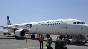 Une explosion dans un avion de la Daallo Airlines mardi 2 février avait obligé l'appareil à atterir en urgence à Mogadischio en Somalie.