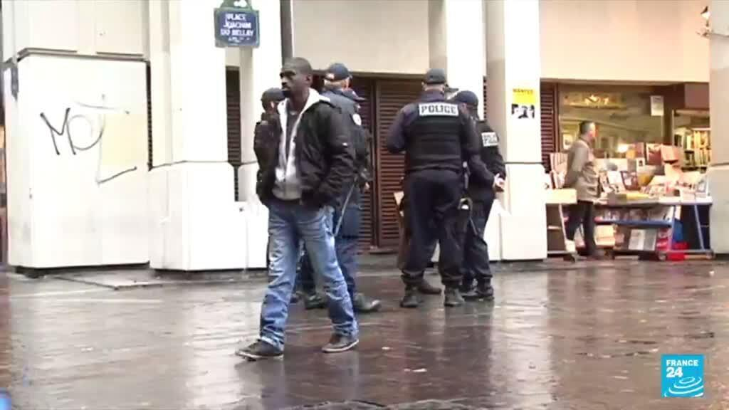 2021-07-22 18:07 French police targeted in class-action over racial profiling