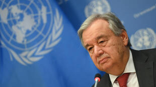 UN Secretary General Antonio Guterres warned about an 'epidemic of misinformation' surrounding the coronavirus outbreak