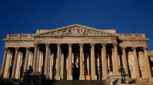 La Chambre américaine des représentants, à Washington
