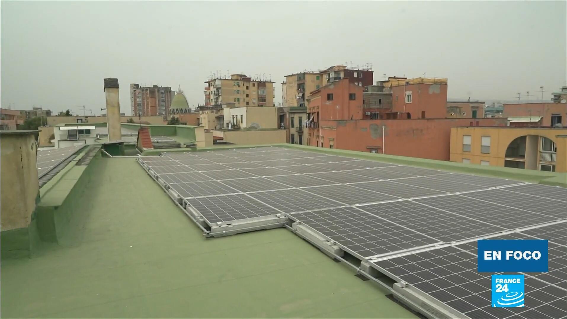 En Foco - paneles solares Italia