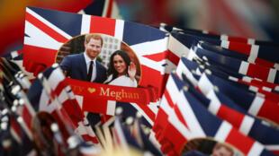 Les ventes de souvenirs du mariage royal pourraient s'élever à 34 millions d'euros.
