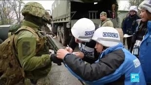 2019-10-30 11:11 East Ukraine conflict: Army, separatists pull troops ahead of summit with Russia