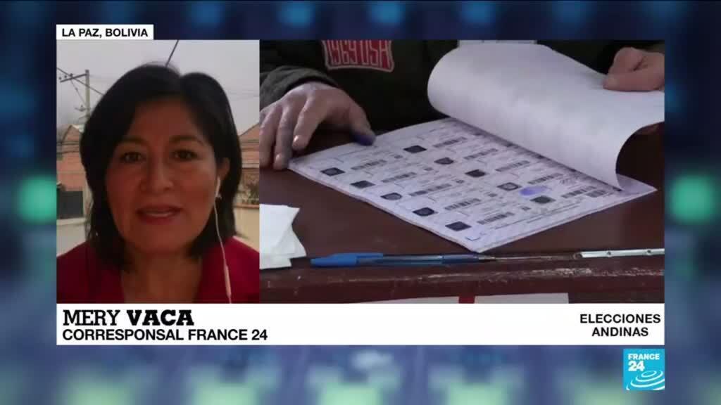 2021-04-12 13:39 Informe desde La Paz: lento recuento de votos en Bolivia