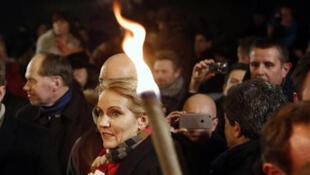 نحو 30 ألف دانماركي تجمعو مساء الاثنين في كوبنهاغن تنديدا بالإرهاب