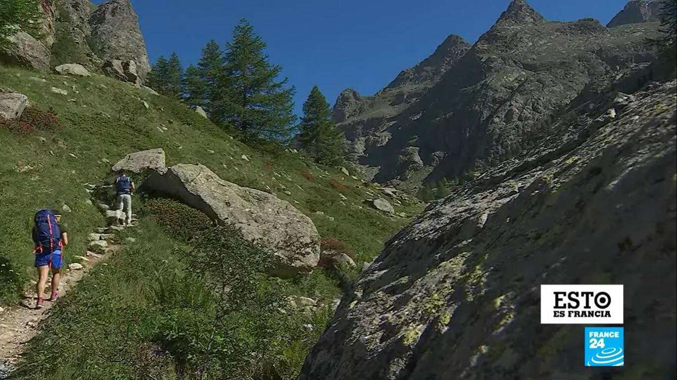 Cada verano, más de 400.000 visitantes vienen al parque nacional de Mercantour para reponer energías.