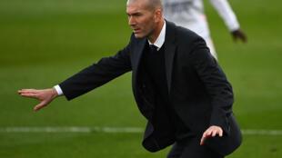 Zinedine Zidane's Real Madrid have now won three games in a row in La Liga.