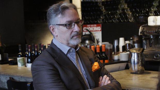 Le producteur français Laurent Ponsot, dont les vins de Bourgogne ont été contrefaits par Rudy Kurniawan.