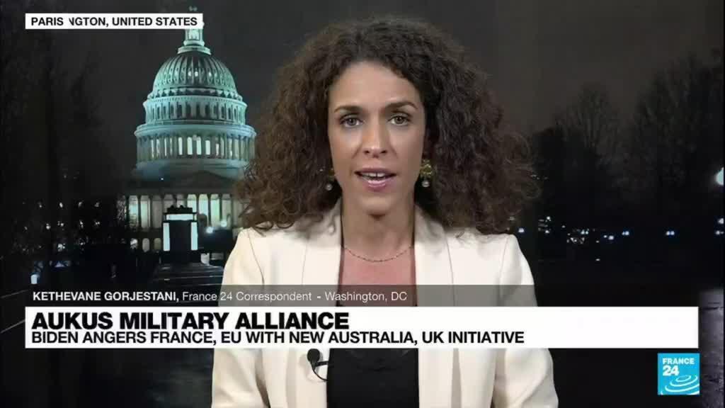 2021-09-17 08:02 AUKUS alliance: French embassy says Washington gala canceled after 'stab in the back'