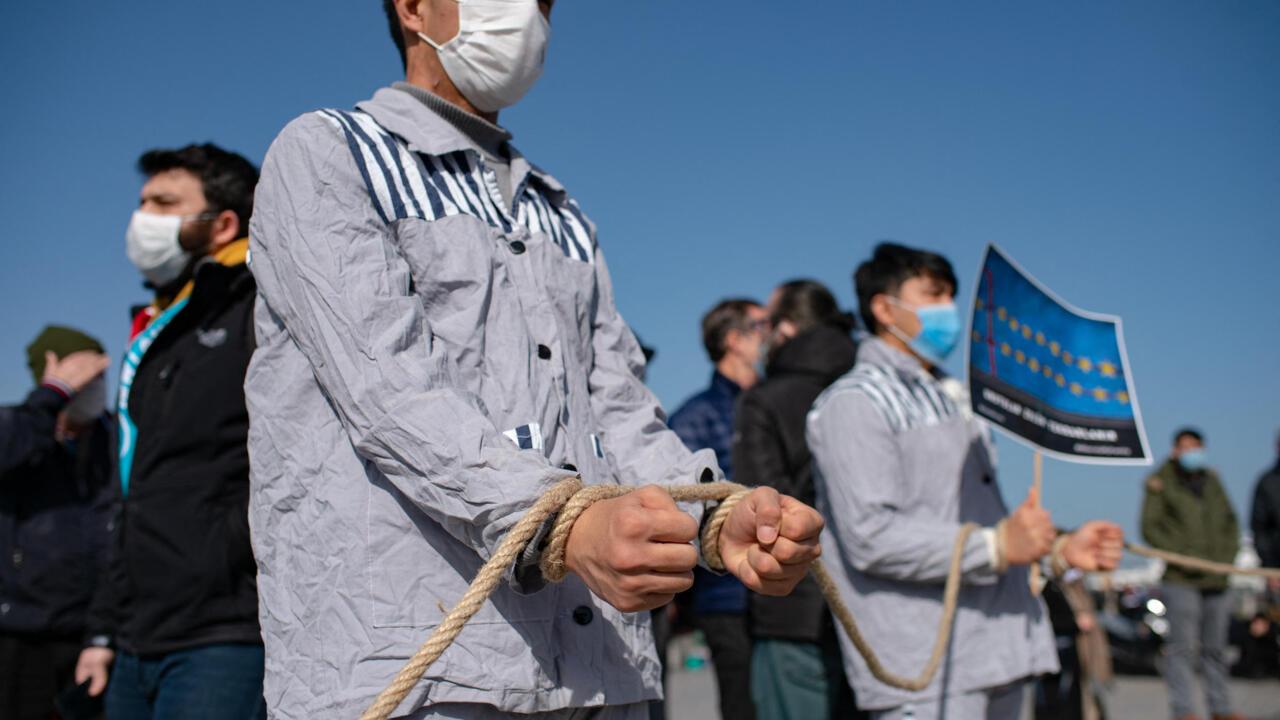 """Chine : le traitement des Ouïghours constitue """"un crime contre l'humanité"""", selon Amnesty"""