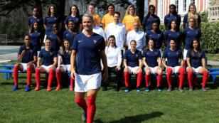 Amandine Henry, l'une des stars de l'équipe de France, lors du Mondial-2019.