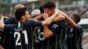 Manchester City a décroché son sixième titre de champion d'Angleterre.