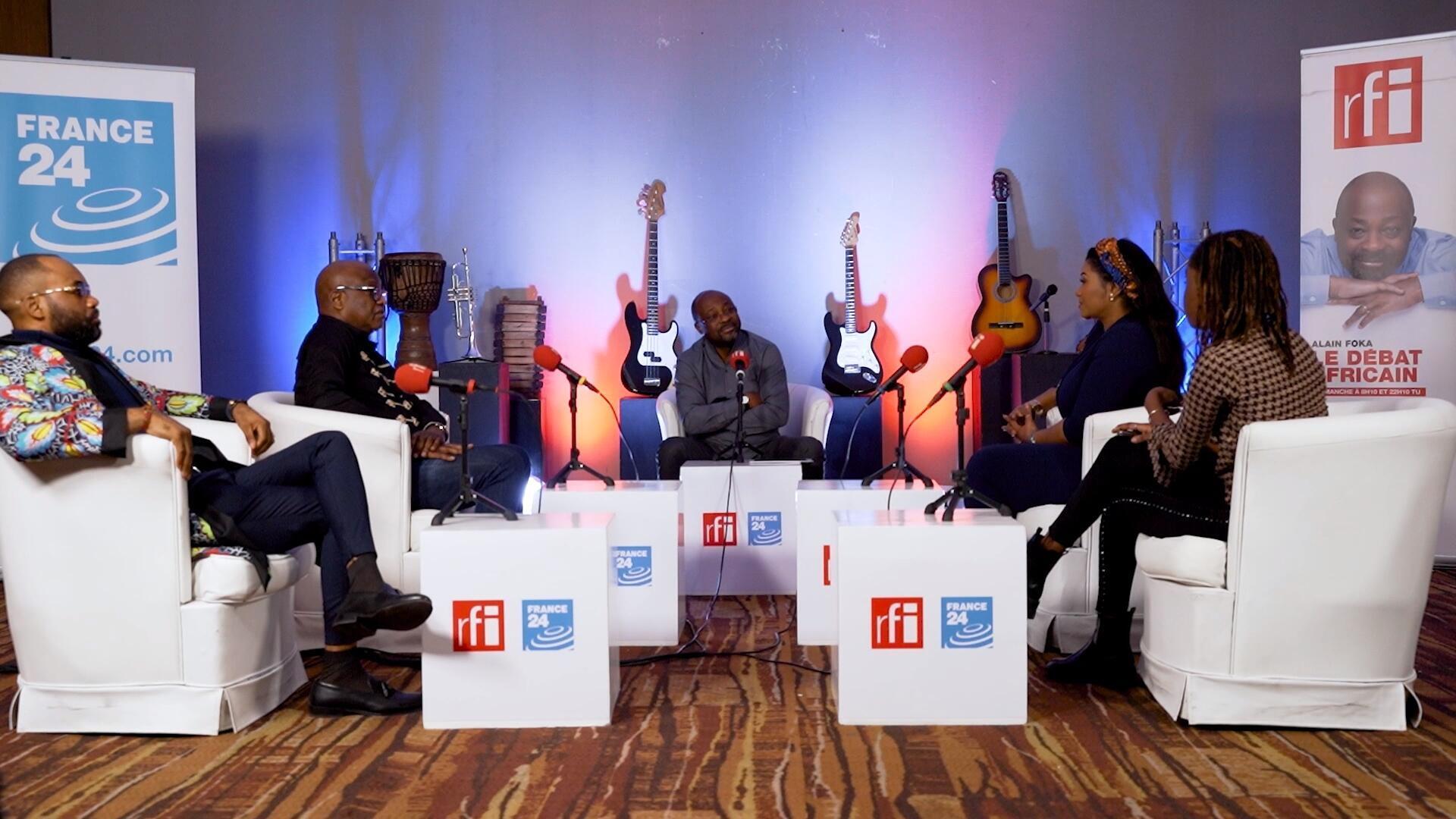 Le débat Africain sur France 24 et RFI