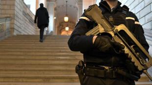 Selon l'étude, la France est le pays occidental le plus touché par le phénomène du jihad en Syrie.