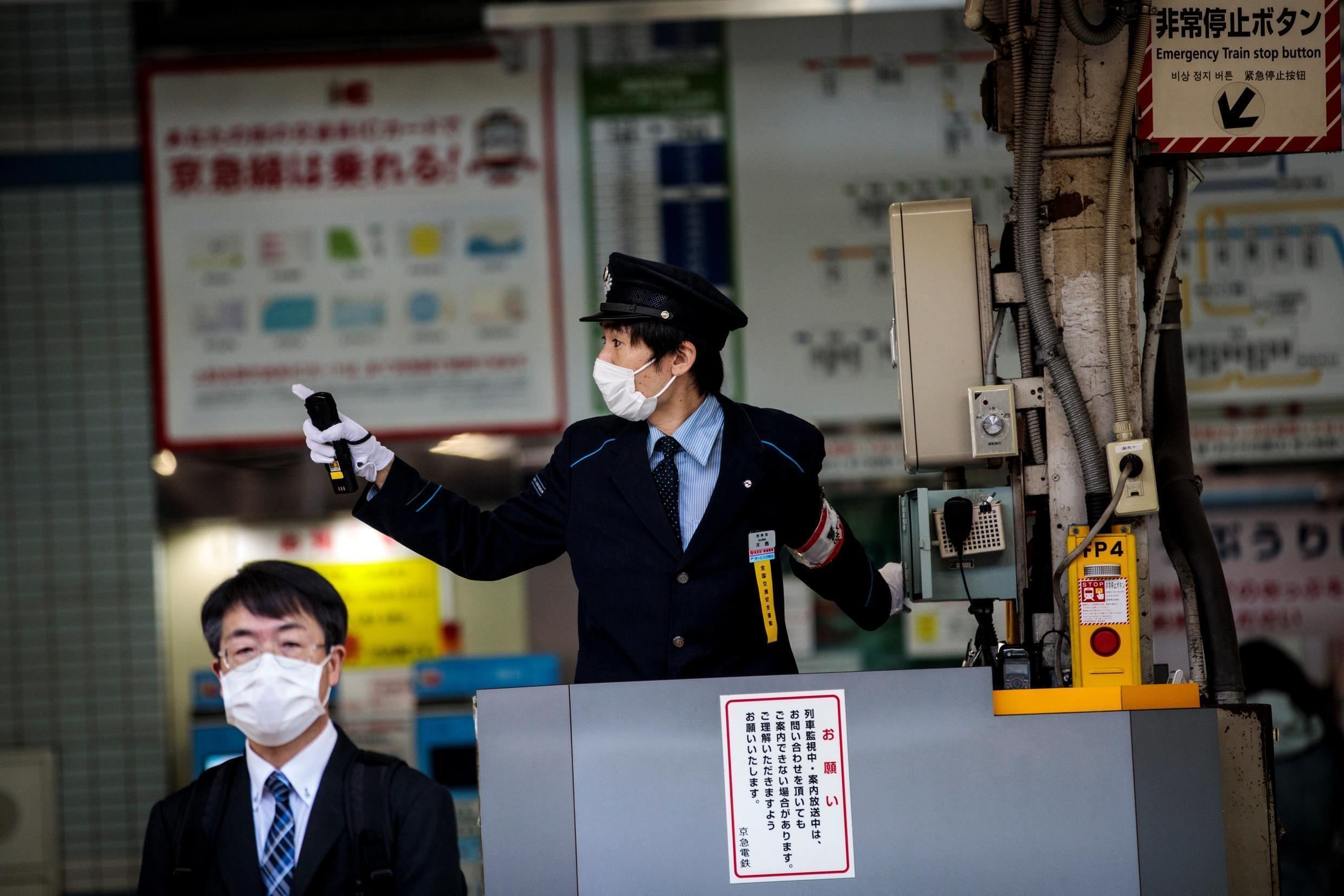 Japan could soon find itself under a state of emergency because of the coronavirus
