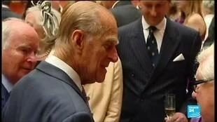 2021-04-09 13:12 Grande-Bretagne : mort du prince Philip, époux de la reine Elizabeth II
