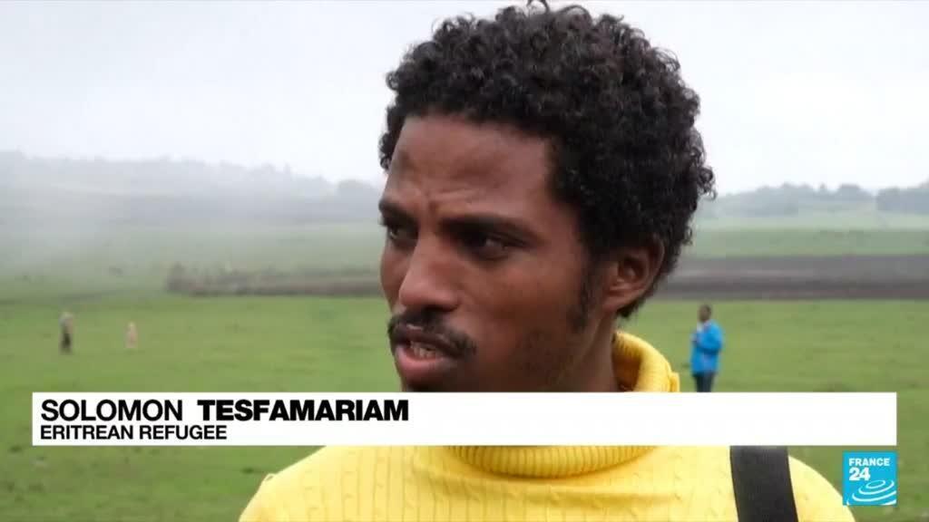 2021-07-28 12:10 Ethiopia's conflict: Eritrean refugees under attack in Tigray war