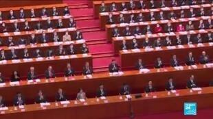 2021-03-12 11:07 Le Parlement chinois ouvre la voie à une réforme électorale à Hong Kong