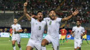 Les Algériens ont rallié les quarts de finale de la CAN-2019 sans trembler.